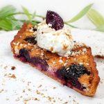 CAKE TOMATES/BASILIC sans œufs (végan-sans gluten)