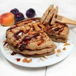COOKIES AUX POIS CHICHES (vegan-sans gluten)