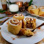 Flan pâtissier sans pâte à la purée d'amande & fleur d'oranger (sans lactose-sans gluten)